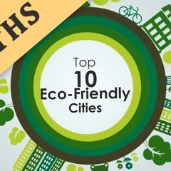 Top 10 Most Eco-Friendly Cities in the World 2017